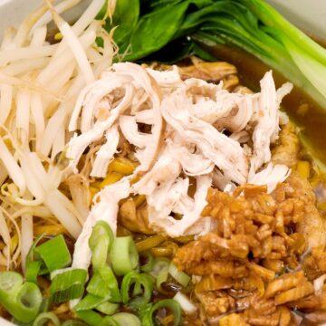 Braised noodle