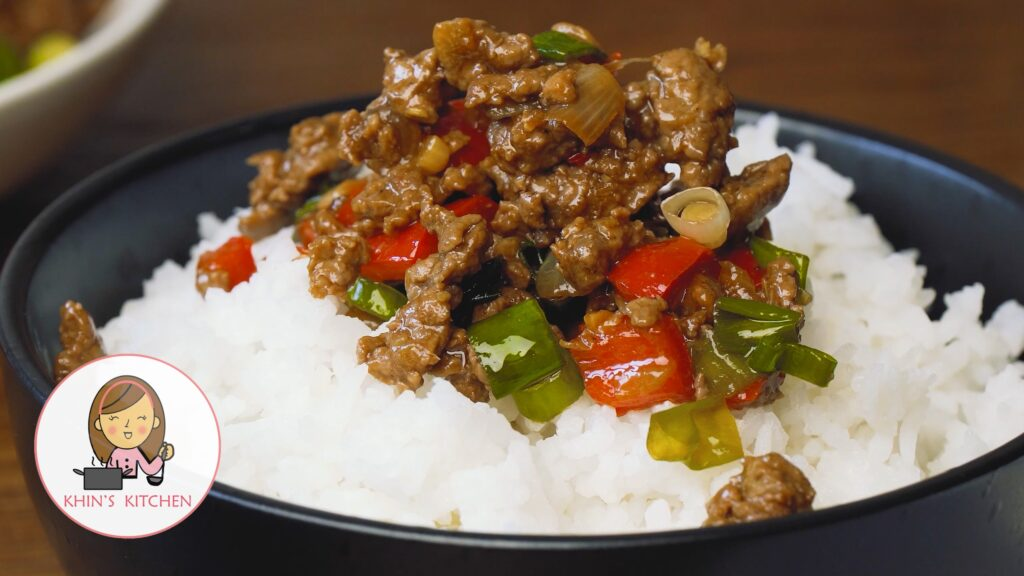Chilli Pepper Beef