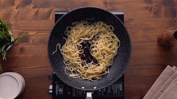 Chicken Broccoli Noodles
