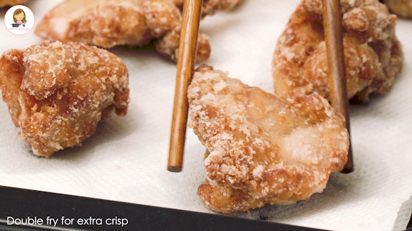 Karaage (Japanese fried chicken)